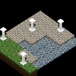 Flooded Ruins Dungeon