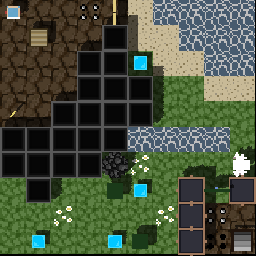 First Dungeon